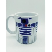- Caneca Ceramica Vader Star Wars R2d2 Robo
