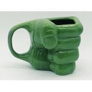 Caneca Porcelana Hulk Vingadores Zona Criativa