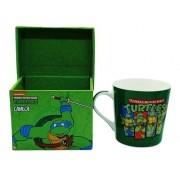 - Caneca Tartarugas Ninja Turtles 445ml Cerâmica