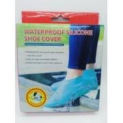 Capa Chuva Sapato Pequeno Tenis Moto Silicone Calçado Rave