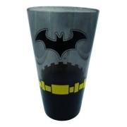 Copo De Vidro Batman Liga Justiça Drink Dc Coleção