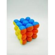 - Cubo Mágico 3x3x3 Magic Cube Profissional Interativo Lh052b