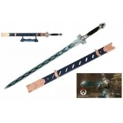 Espada Baihu Genji (dragon Blade): Overwatch Tamanho Real