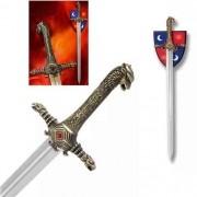 Espada Game Of Thrones Oathkeeper Brienne Tarth + Suporte
