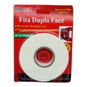 - Fita Dupla Face Espuma Banana 18mm 900g
