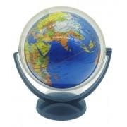 Globo Terrestre 16cm Planisferio Escolar Mapa Atlas Planeta