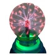 - Mini Globo De Plasma 8cm Sphere Bola Cristal 110v