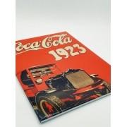- Placa Metal Camionete Caminhão 1923 27x20cm Vintage
