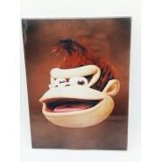 - Placa Metal Donkey Kong 27x20cm Game Vintage Anos 90
