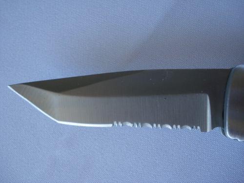 Canivete Multiuso Apex Automatico Trava Cabo Borracha Mod 2  - José Geraldo Almeida Marques