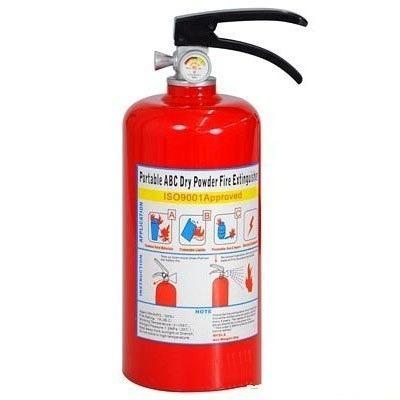 Cofre Extintor De Incêndio Porta Moedas Decoração  - Presente Presente