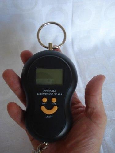 Balança Eletrônica Digital 40kg Lcd 1,5 Polegadas  - José Geraldo Almeida Marques