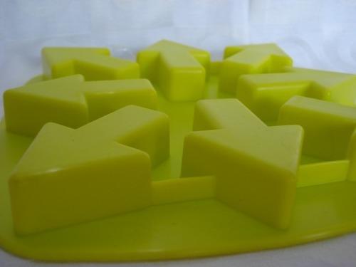 Forma De Silicone Flecha Seta Gelo Chocolate Forminha  - José Geraldo Almeida Marques