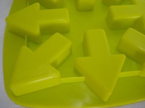 Forma De Silicone Flecha Seta Gelo Chocolate Forminha  - PRESENTEPRESENTE