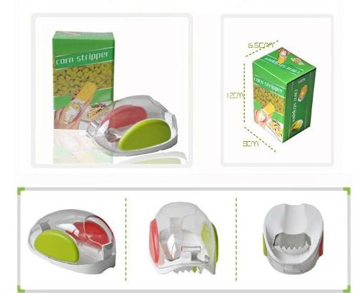 Cortador Descascador De Milho Corn Stripper Cozinha  - Presente Presente