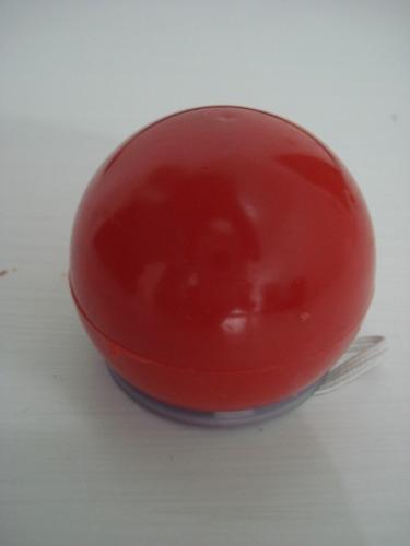 Nariz De Palhaço Vermelho Com Led 2 Cores  - PRESENTEPRESENTE