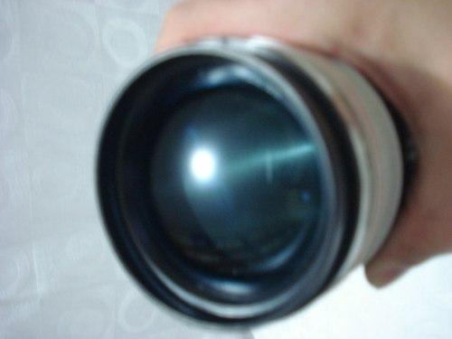 Caneca Em Forma De Lente Canon 350 Ml Copo Simulado  - PRESENTEPRESENTE