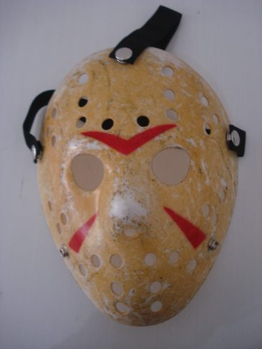 Mascara Jason Sexta Feira 13 Festa Fantasia Haloween  - José Geraldo Almeida Marques