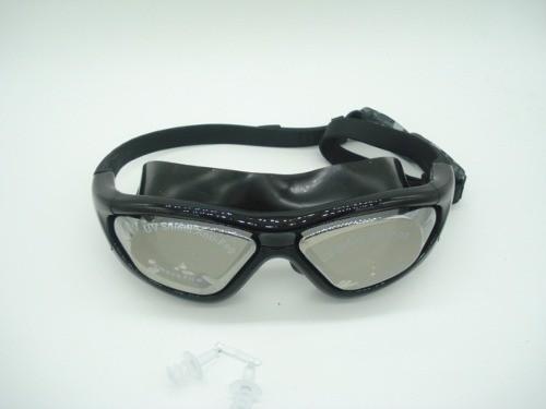 48f3fea72e78f Óculos Natação Adulto Anti Embaçante Proteção Uv Preto - PRESENTEPRESENTE