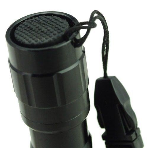 Lanterna Tática A Prova Dagua Led 3w Police FRETE GRATIS  - PRESENTEPRESENTE
