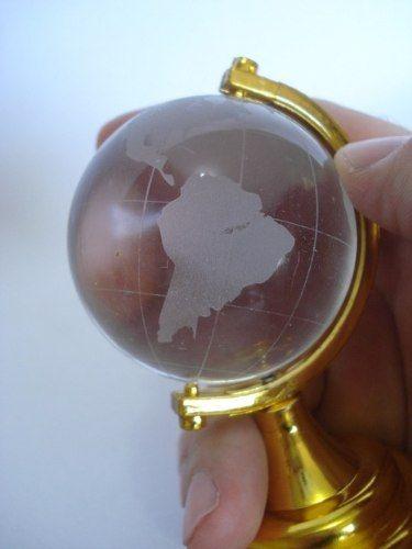 30 Peças Peso De Papel Mini Globo Terrestre Mapa Mundi  - PRESENTEPRESENTE