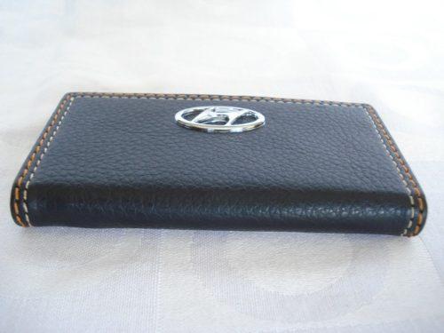 Porta Cartão De Visitas Hyundai Inox   - José Geraldo Almeida Marques