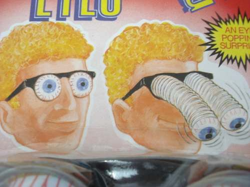 Óculos Maluco Olhos Caidos Doopong Eyes  - José Geraldo Almeida Marques