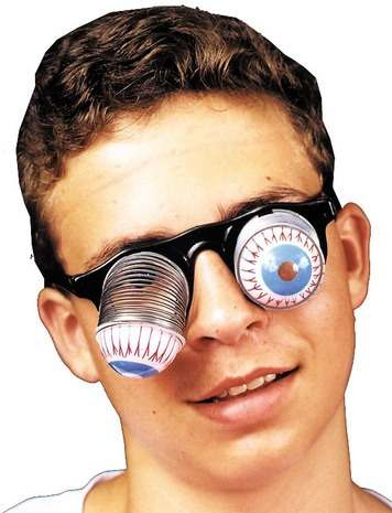 Óculos Maluco Olhos Caidos Doopong Eyes  - PRESENTEPRESENTE