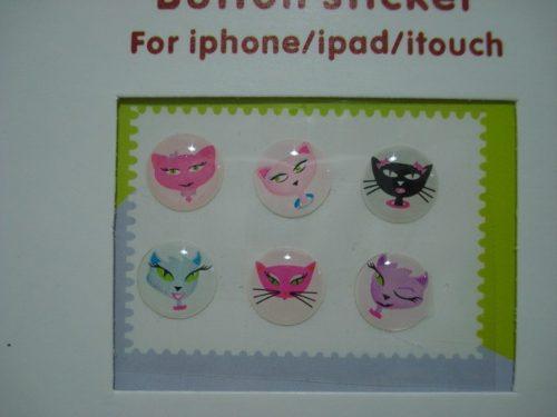 Botão Iniciar Adesivo Iphone Ipad Ipod  - Presente Presente