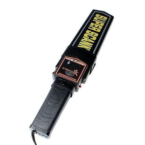 Detector De Metais Portátil P/ Armas Facas E Metal  - Presente Presente