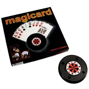 Suporte Cartas Baralho C/ 4 Segurador De Cartas Poker  - PRESENTEPRESENTE