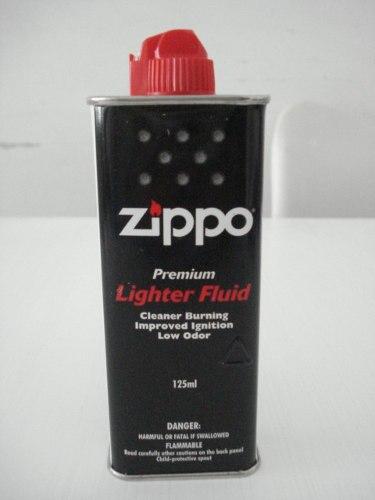 Fluido Isqueiro Zippo 125ml Original  - PRESENTEPRESENTE