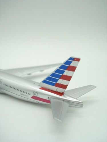 Avião American Airlines Jato Miniatura  - PRESENTEPRESENTE