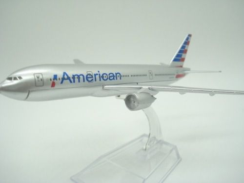 Avião American Airlines Jato Miniatura  - José Geraldo Almeida Marques