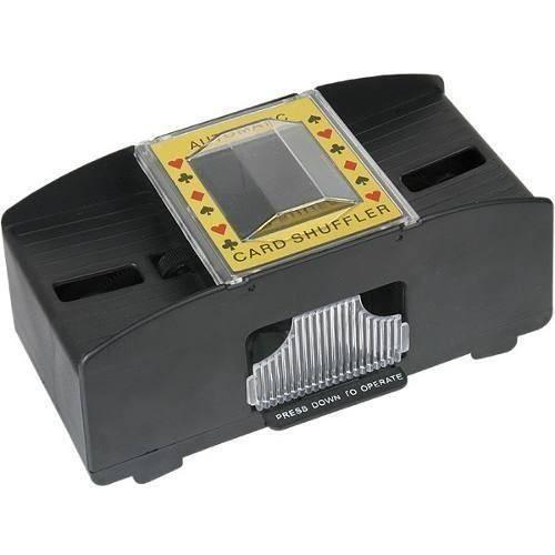 Embaralhador Automático Misturador Cartas Baralho Jogo Truco  - Presente Presente