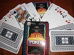 Baralho Club Mundial Texas Poker  - PRESENTEPRESENTE