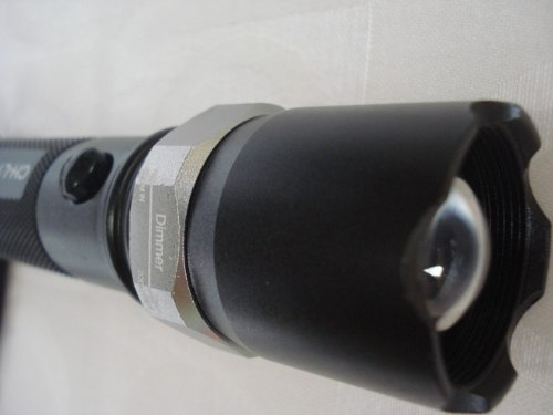 Lanterna Tatica Swat Sinalizador Led 3w 8000w  - PRESENTEPRESENTE