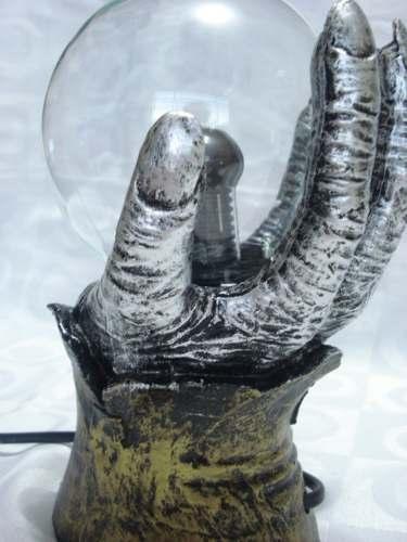 Globo De Plasma Garra Mão Plasma Sphere Bola De Cristal  - PRESENTEPRESENTE