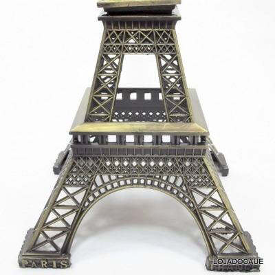 Torre Eiffel Miniatura 38cm Paris Champs De Mars  - PRESENTEPRESENTE
