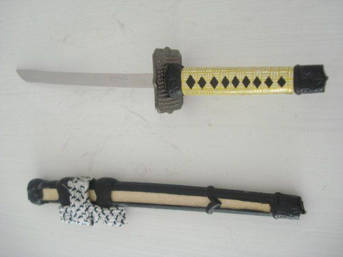 Espada Samurai Katana Pequena  - José Geraldo Almeida Marques