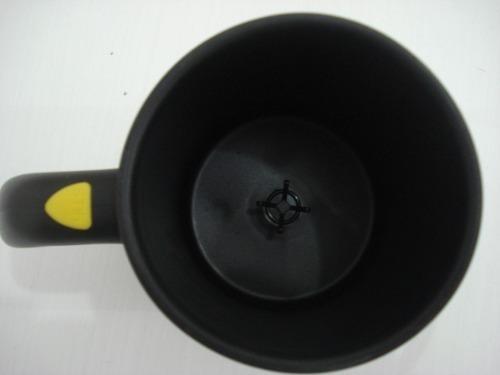 Caneca Magica Mixer Aluminio A Pilhas 2 X AA  - PRESENTEPRESENTE