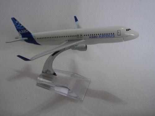 Airbus A320 Avião Miniatura  - PRESENTEPRESENTE