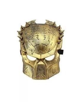 Mascara Filme Predador Cosplay Halloween Carnaval E Festas  - José Geraldo Almeida Marques