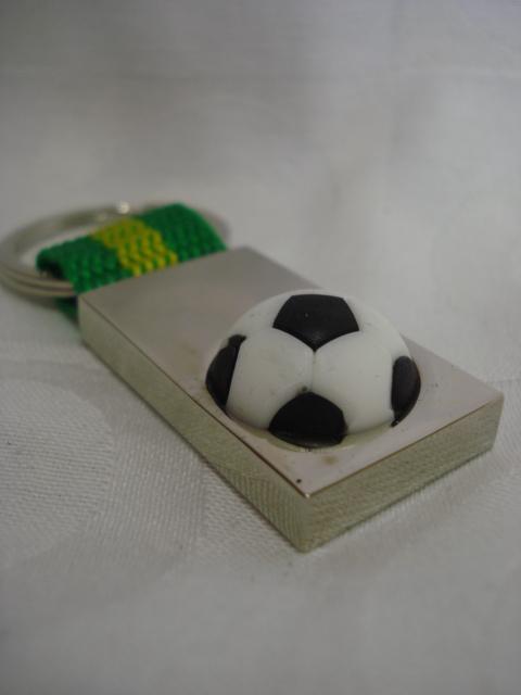 Chaveiro Brasil Copa 2014 Bola 3d Frete Gratis  - PRESENTEPRESENTE