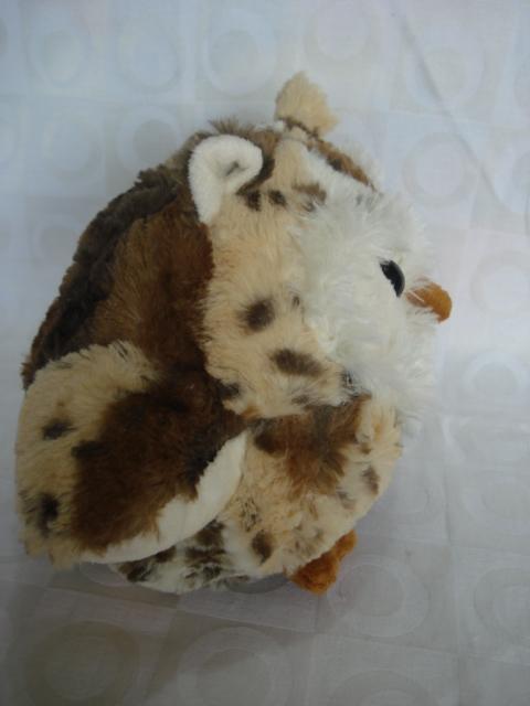 Coruja Harry Bicho Pelucia Brinquedo Decoração Presente  - José Geraldo Almeida Marques