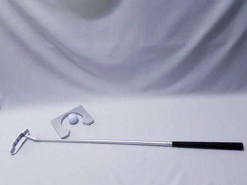 Kit Golfe Portátil Maleta Com Bola E Taco  - PRESENTEPRESENTE