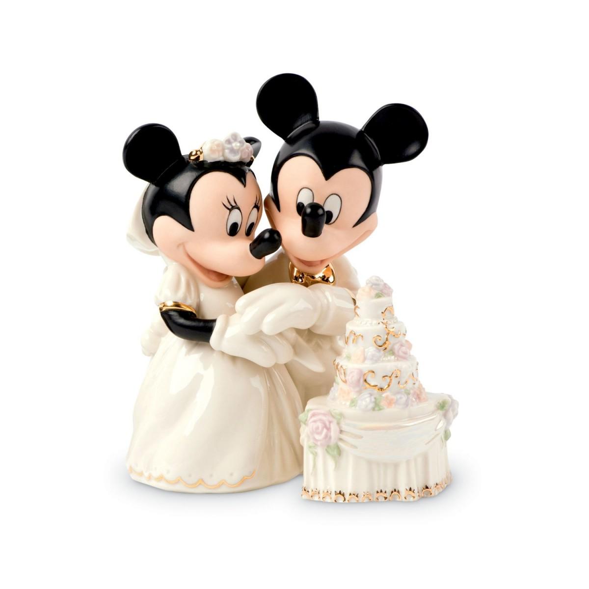 Topo para Bolo - Mickey & Minnie