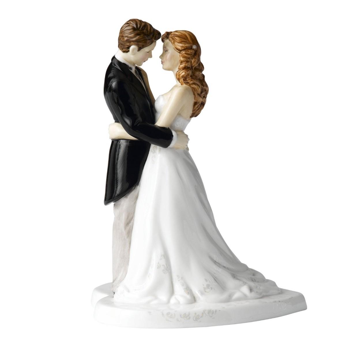 Topo para Bolo - Nosso Casamento
