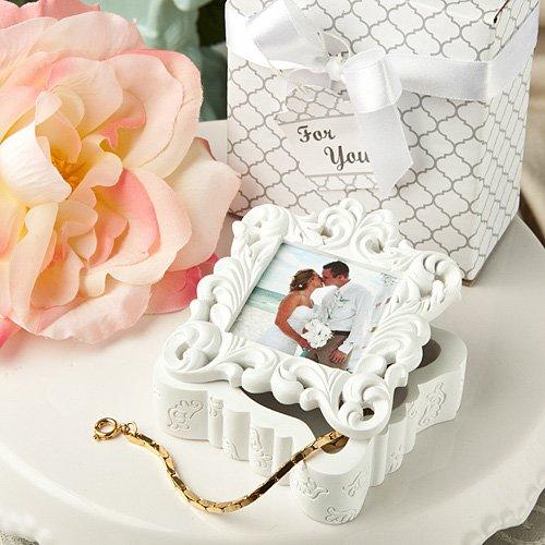 Mini Porta-Jóias Antique - Lembrança de Casamento