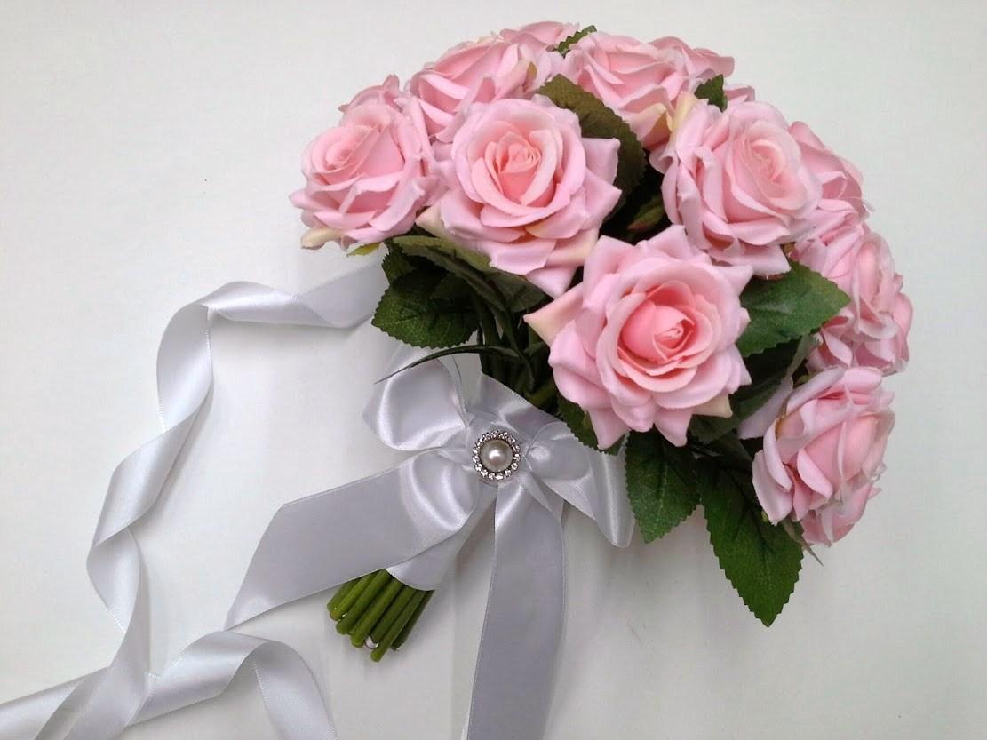Buquê da noiva - Rosé Chic